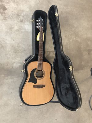 Garrison Left-Handed Acoustic Guitar with Electric pickups for Sale in Westminster, CO