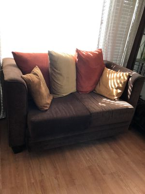 Sofa set with coffee table and side table for Sale in Fremont, CA