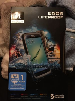 Samsung Galaxy S 7 life proof protective case new in box for Sale in Wichita, KS