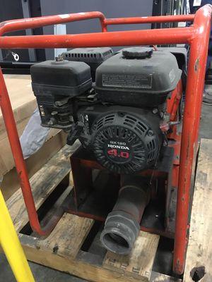 Multiquip MQ Diaphragm pump for Sale in Atlanta, GA