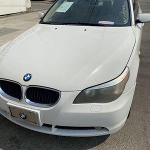 2006 BMW 525i for Sale in Modesto, CA