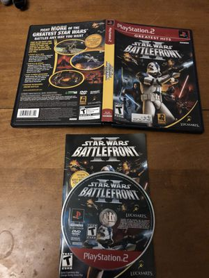 Ps2 games in boxes for Sale in San Antonio, TX
