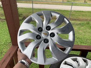 Fairly new tires size P205/65R16 for Sale in Houston, TX