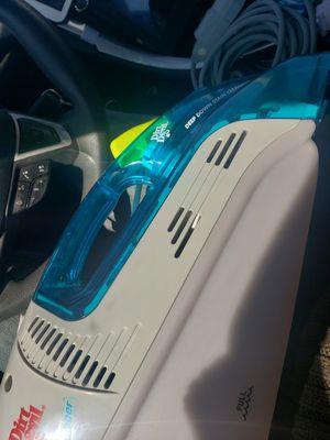 Dirt Devil Portable Shampooer/Vacuum for Sale in Kansas City, KS