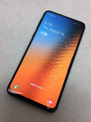 Samsung Galaxy S10e 128gb Unlocked - AT&T, T-Mobile, Cricket, MetroPCS... 90 Days Warranty for Sale in Nashville, TN