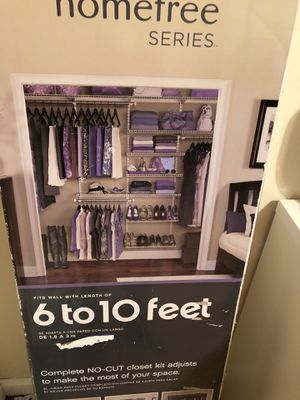 Closet organizer for Sale in Worcester, MA