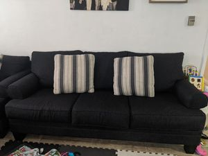 3 pc set couch from living spaces for Sale in Bellflower, CA