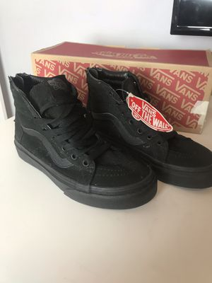 BRAND NEW - Kids SK8 Hi Vans (Size 3) for Sale in Washington, DC