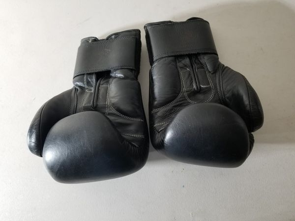 Boxing. Gloves. Woldorf