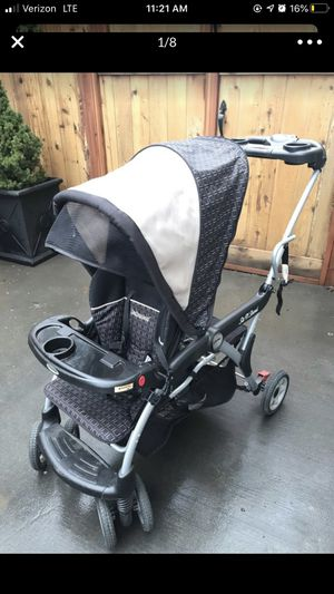 One step ahead double seat stroller for Sale in Lynden, WA