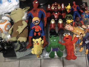 Toys Variados para Niños 22 Piezas $30 Recojer en 12185 sw 26 st Miami Fl 33175 for Sale in Miami, FL
