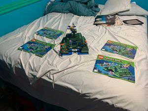 Lego Minecraft Ocean monument for Sale in Vacaville, CA