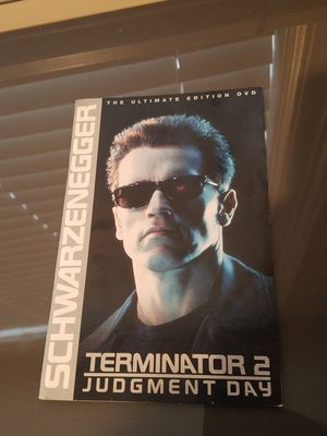 T2 The Ultimate Edition DVD [Metal Case] for Sale in Federal Way, WA
