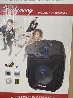 Bluetooth speaker for Sale in San Gabriel,  CA