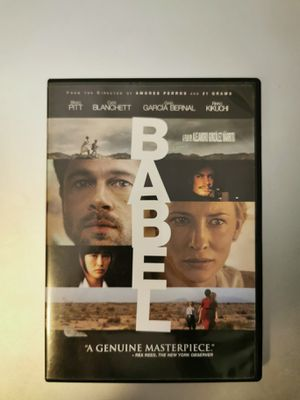 BABEL DVD for Sale in Seattle, WA