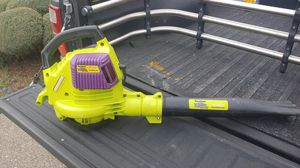 Poulan leaf blower 200 mph wild thing for Sale in Beaverton, OR