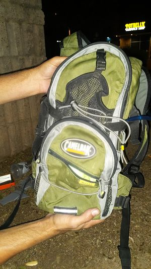 Camelbak M.U.L.E 100-oz hydration backpack never used for Sale in Tempe, AZ