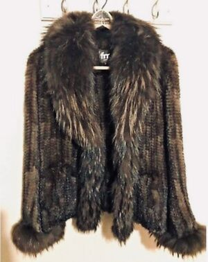 frr Canada Genuine Natural Mink & Raccoon Fur for Sale in Victoria, TX