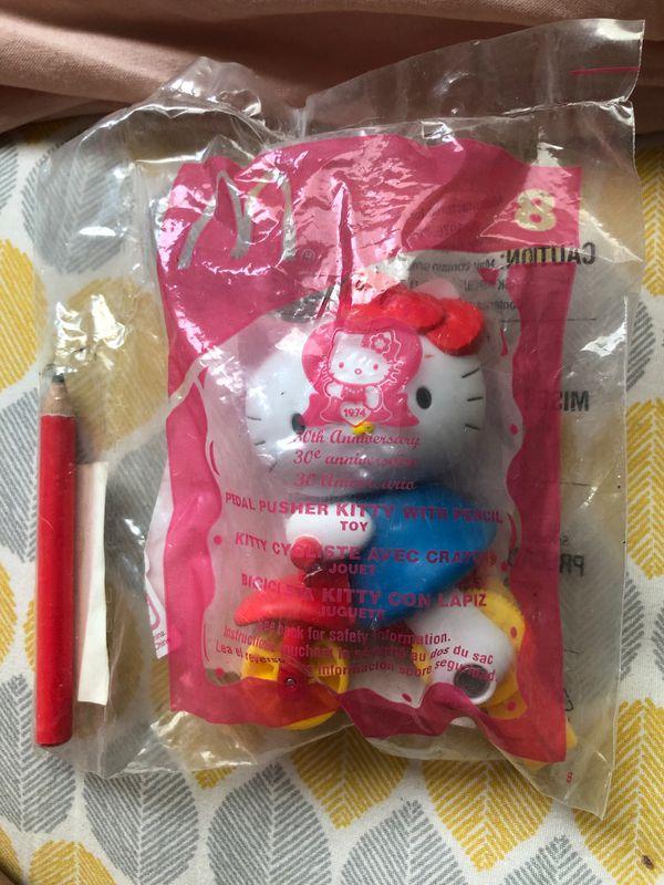 Hello Kitty 30th anniversary toy