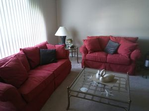 Living room couch set. for Sale in Sebastian, FL