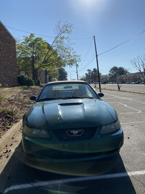 2002 mustang convertible for Sale in Richmond, VA