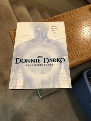 Donnie Darko DVD Movie 2001 Jake Gyllenhaal Jena Malone Drew Barrymore Patrick Swayze Noah Wyle the Directors Cut for Sale in Buena Park, CA