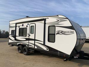 2019 Pacific Coachworks Rage'n 22EX Toyhauler Travel Trailer RV Toy Hauler + Extras (Good Condition) for Sale in Orange, CA