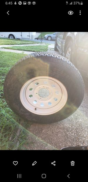 Trailer tire for Sale in Baltimore, MD