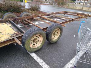 "3"" trailer axles , 6 lug hubs, 10k rating for Sale in Marysville, WA"