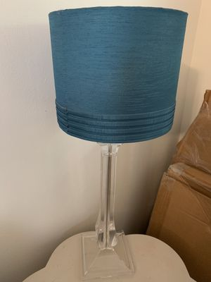 Lamp and lamp shade for Sale in Santa Monica, CA