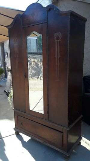 Antique Armoire for Sale in Riverside, CA