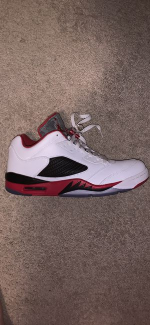 Low top Jordan fire red 4s for Sale in Worthington, OH