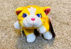 Lisa Frank Sunflower Cat Beanie Baby for Sale in York, ME
