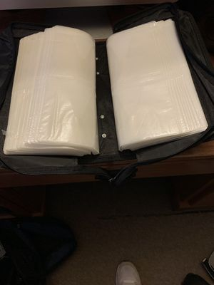 144 Black CD/DVD Travel Case with Zipper for Sale in Williamsport, PA