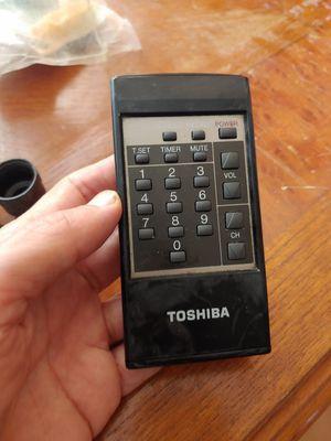 Toshiba CT-998 Remote rare vintage remote for Sale in San Antonio, TX
