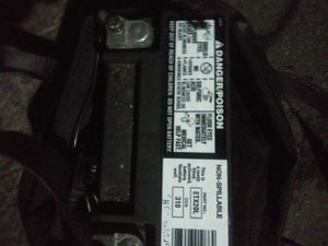 12 volt battery for Sale in Bothell, WA
