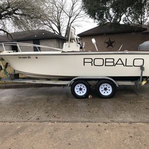 1981 Robalo Center Console Boat for Sale in League City, TX