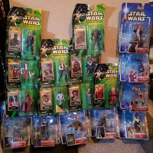 Star Wars Action Figure Collectibles for Sale in Parlin, NJ