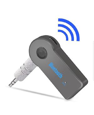 Bluetooth Receiver, YOSHINE Portable Car Bluetooth Adapter & Bluetooth Car Aux Receiver for Music Streaming Sound System, Hands-Free Audio Adapter for Sale in Stone Mountain, GA