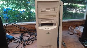 Gateway performance Pentium 3 windows 98 desktop computer pc for Sale in Vancouver, WA