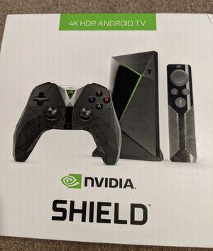Nvidia shield for Sale in Central Falls, RI