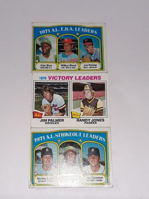 Early 70s Baseball Cards for Sale in Portland, OR