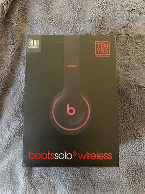 Beats Solo3 (Box Only) for Sale in Trumbull, CT