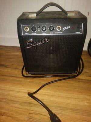 Electric Guitar Amp for Sale in Apex, NC
