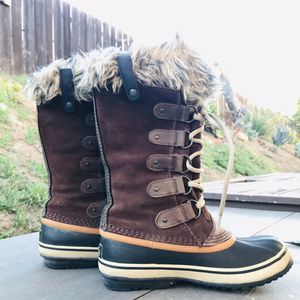 🌬🌸Sorel JOAN of Arc Waterproof Rain/Snow Boots for Sale in Escondido, CA
