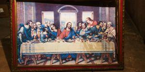 Free Holy last supper.🙌➕👌 for Sale in San Bernardino, CA