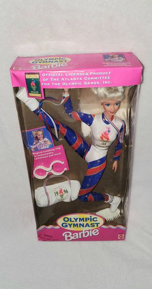 OLYMPIC GYMNAST 1994 BARBIE DOLL NEW IN BOX for Sale in Las Vegas, NV
