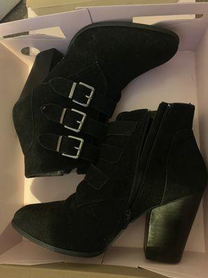 XOXO black heel booties for Sale in Fresno, CA