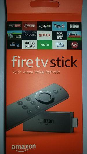 Fire TV Stick Jailbroken/Unlocked for Sale in Greenwood, IN