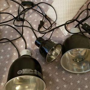 3 Reptile Lamps for Sale in Walnut Creek, CA